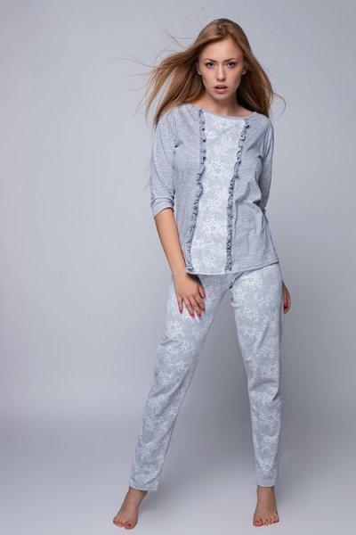 Sensis Marceline dámská pyžama S šedá