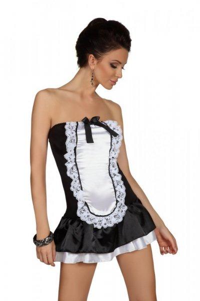 Beauty Night Pamela Erotický kostým L/XL černá